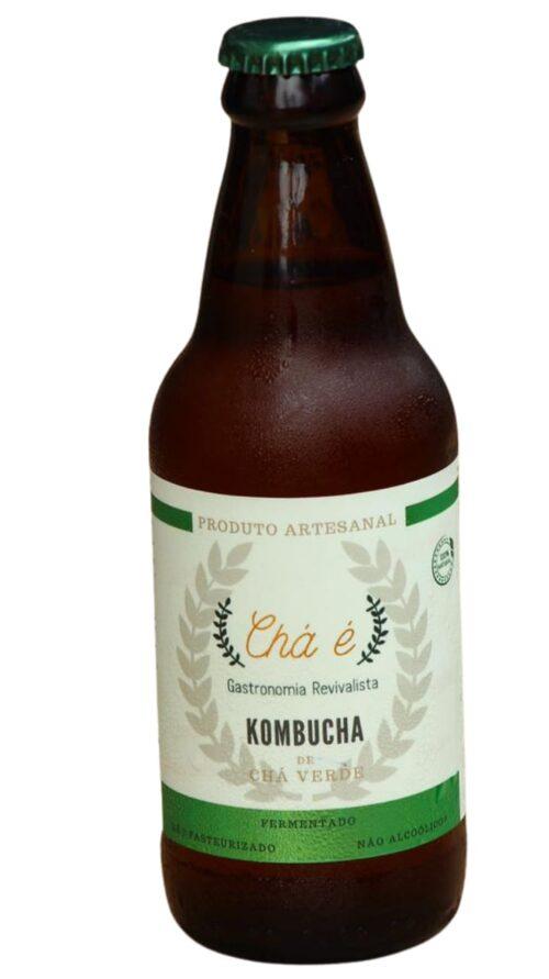 Kombucha - Chá é
