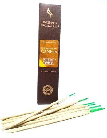 Incenso Natural Canela - Natural Company