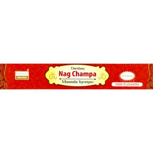 Incenso Massala Nag Champa Red