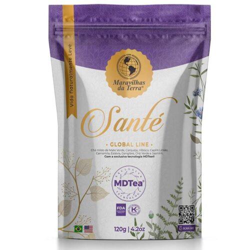 Chá Santé - Maravilhas da Terra