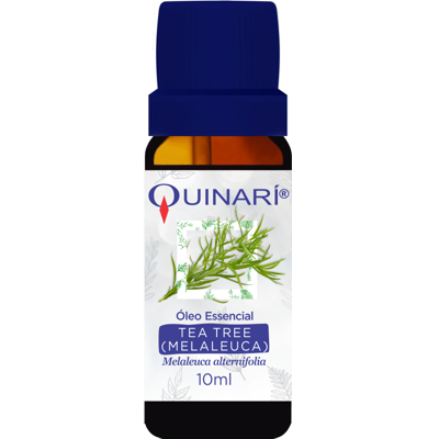 Óleo Tea Tree (malaleuca) 10ml – Quinarí